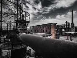 废弃工厂/Factory
