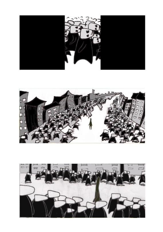 漫画  插画  手绘  动漫  涂鸦   分镜
