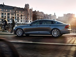 汽车修图-VOLVO lifestyle 一次看到爽。