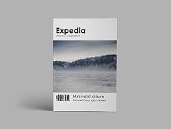 Expedia旅游画册