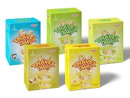 食品包装 产品包装 蛋卷包装   品牌包装 木村设计