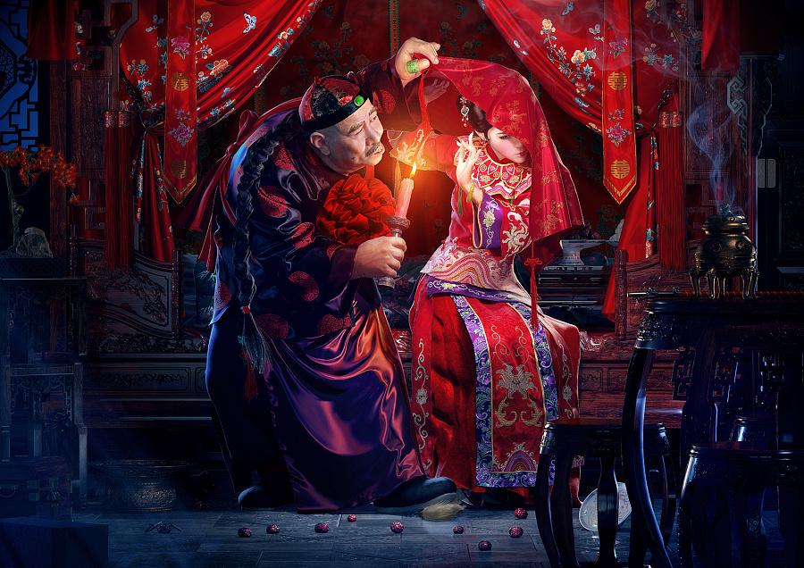 查看《Wedding Night》原图,原图尺寸:1600x1130