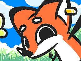 拉丝烦烦-一只话痨小狐狸~