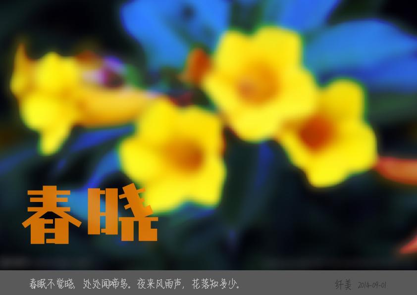 陶笛十二孔曲谱春晓
