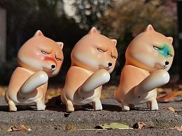 气味藏狐-潮玩手作