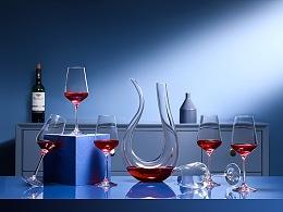 红酒杯&水晶杯|品拍传媒