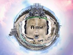 ISY三亚国际音乐节 舞美设计方案--花神号步行机甲