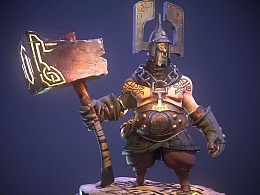 Ragnarok Thor-hand Berserk Final submission !