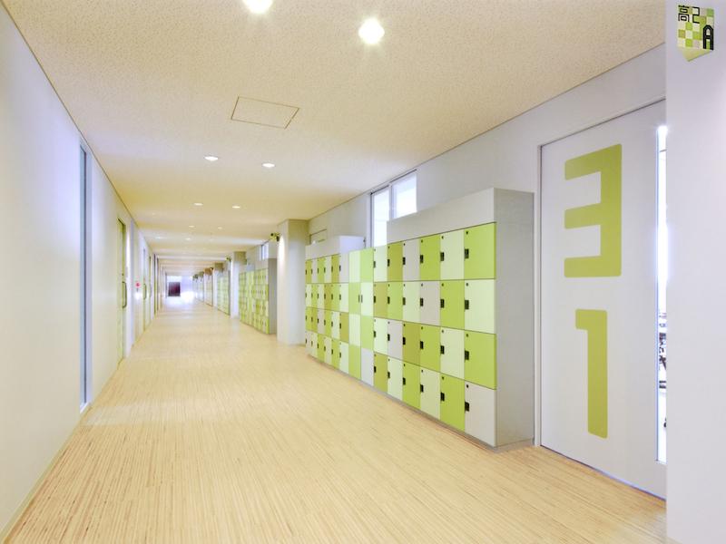 日本大阪高中丘云雀新高中导视校舍v高中上海系统虹口区哪些有图片