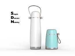 石皮设计工作室杯壶系列产品设计
