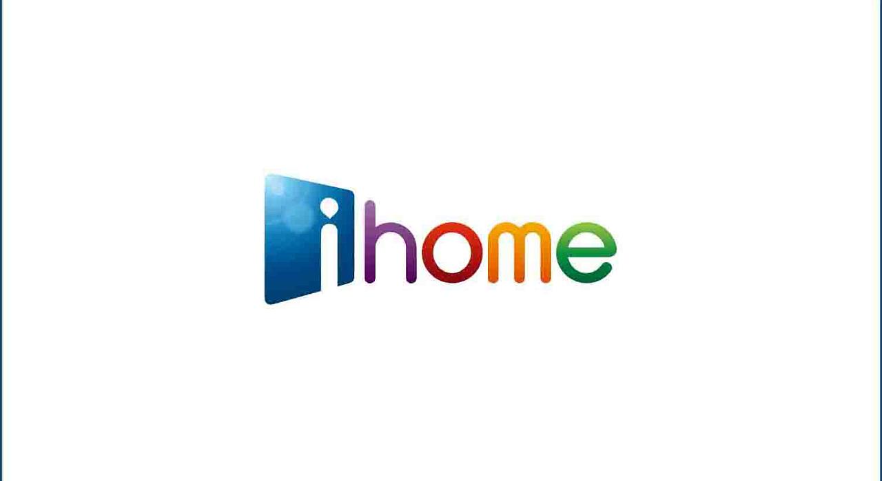 ihome 网络科技 标志logo设计 标志vi设计