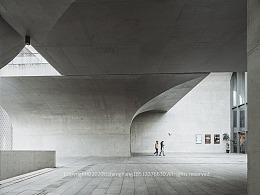 龙美术馆西岸馆「建筑摄影」