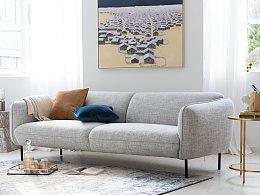 客厅场景-沙发