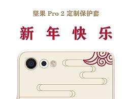 坚果手机壳 & 字体(数字)设计