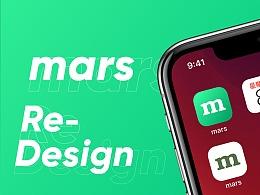 mars - 生活应用重设计