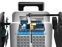 ORCA 设计 500w充电站