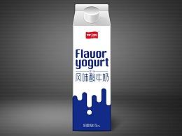 酸牛奶 酸奶 牛奶 milk 卫岗