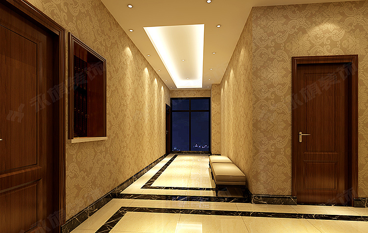 郑州温泉洗浴中心装修公司—洗浴会所设计案例效果图