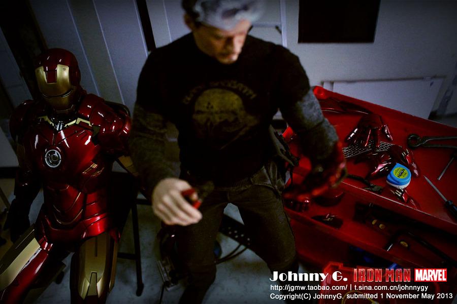 查看《钢铁侠火爆进行时来一组新鲜出炉的人偶场景拍摄》原图,原图尺寸:1000x667