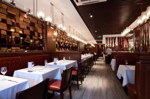 亚马逊专业-甘肃中餐厅装修|甘肃餐厅中餐厅设群长点qq名片设计图片