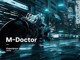 M-DOCTOR | 美的M博IP设计