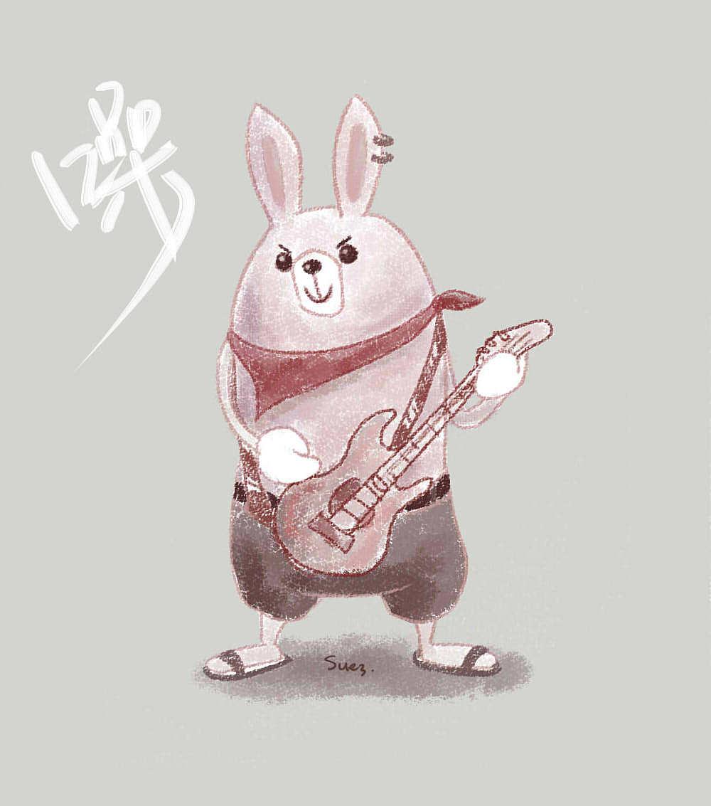 兔子动漫图片-兔子图片大全-兔子动漫图片大全可爱-萌