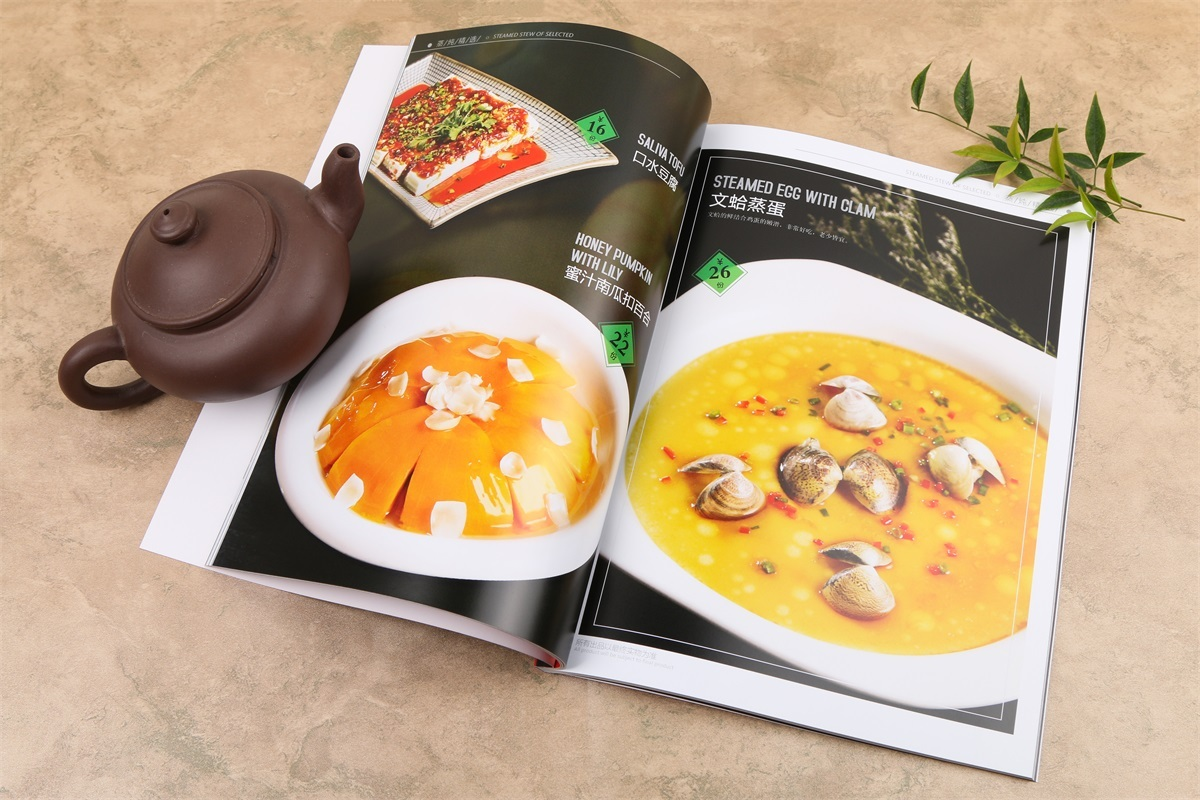 西餐菜单图片中英文