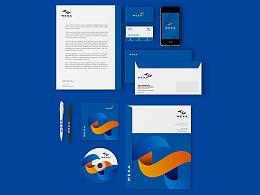 韦卡品牌logo包装设计-悟杰品牌视觉设计