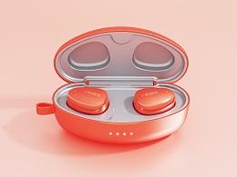 TWS耳机设计-人本造物