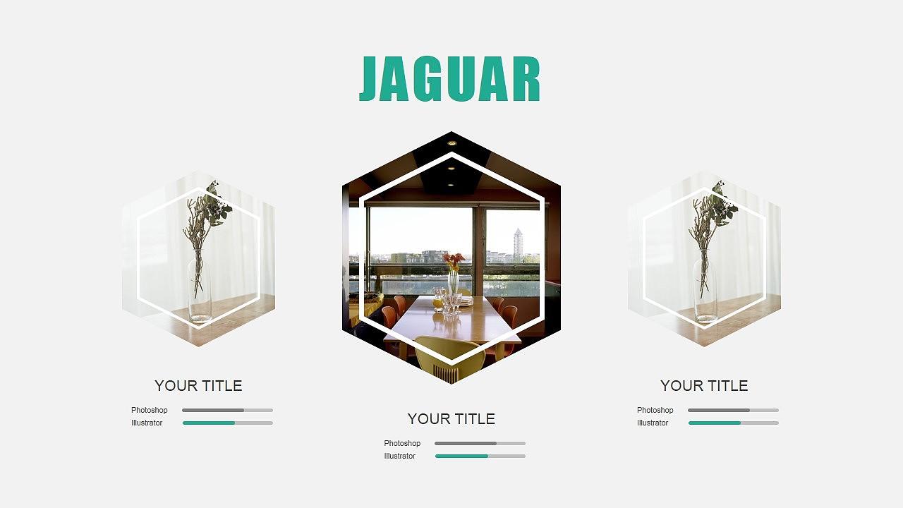 宜家风格简约唯美室内装潢设计设计作品展示ppt模版图片