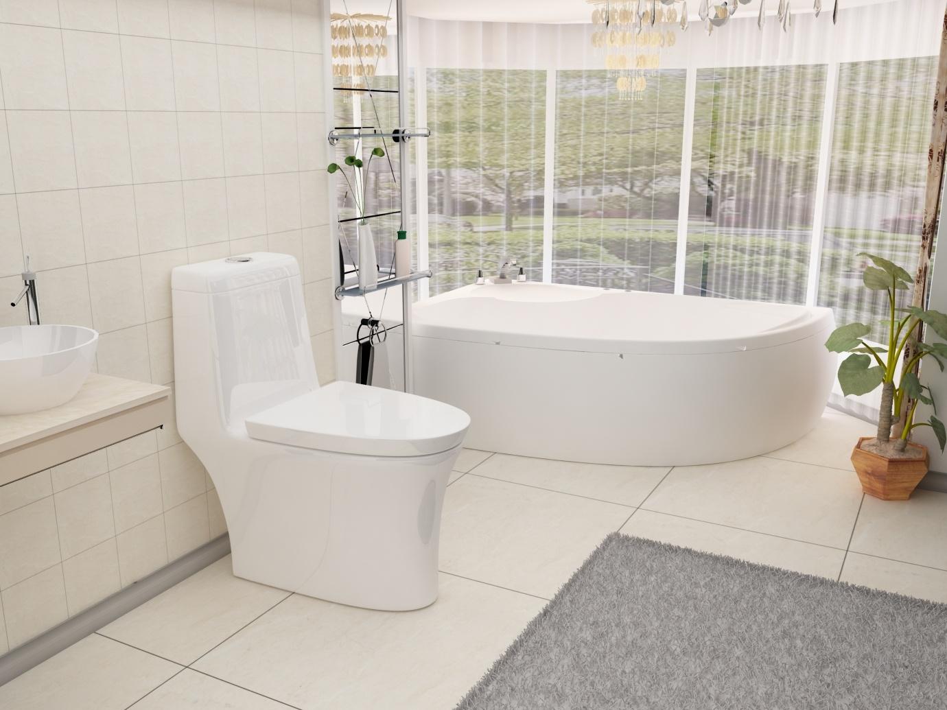 卫浴效果图|空间|室内设计|叫我小胖莹 - 原创作品