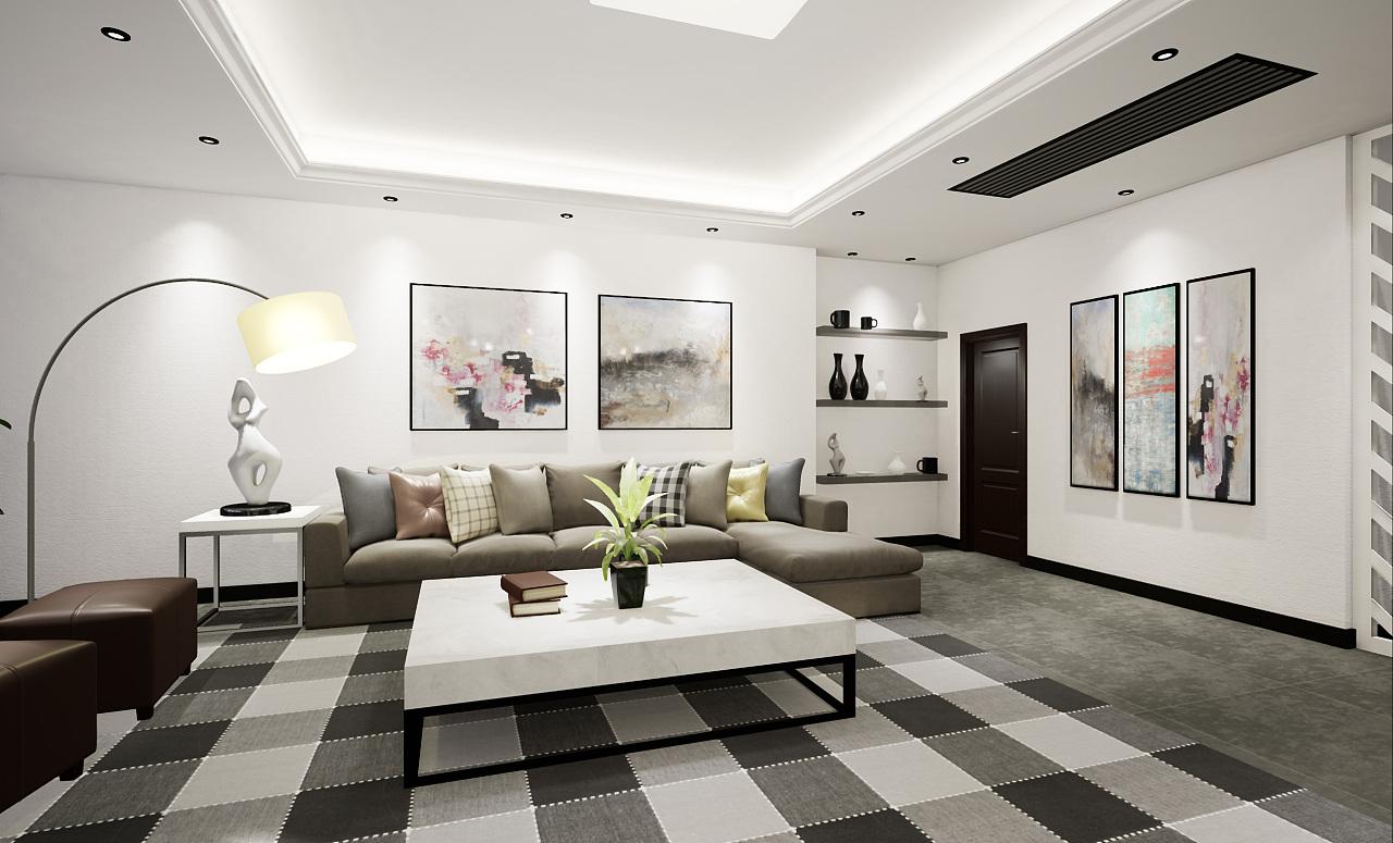 薛原ue4作品|空间|室内设计|xy_77 - 原创作品 - 站酷图片
