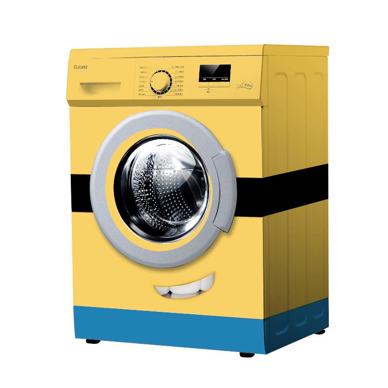 小黄人洗衣机