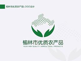 榆林市优质农产品LOGO