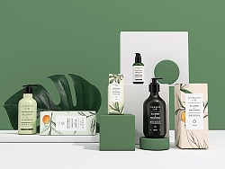 《Joy & Pure · 久萃》包装设计,回归本质,传递自然