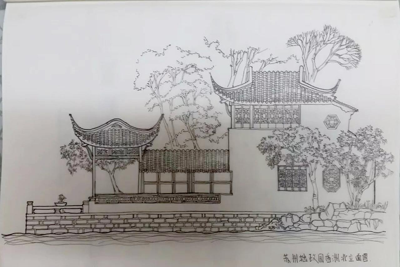 简笔画 手绘 素描 线稿 1280_853图片