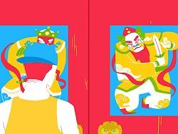 #天猫聚划算#首届中国体育庙会宣传动画片