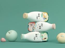 哟!优格 品牌创意 | 插画 | 包装设计