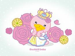 鸭嘴兽宝贝之西塔小公主系列