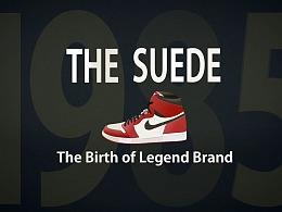 AJ运动鞋宣传片