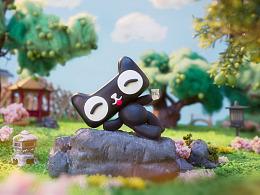 天猫精彩盒618《奇喵之旅》定格动画