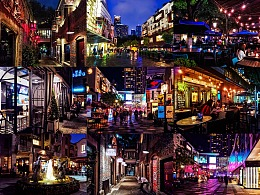 Shanghai's Nights(2017-2019):上海新天地