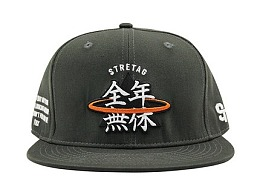 STRETAG 思锐泰格全年无休平檐帽 棒球帽