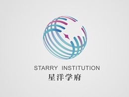 教育培训品牌设计-星洋学府LOGO设计-墨尔本视觉设计
