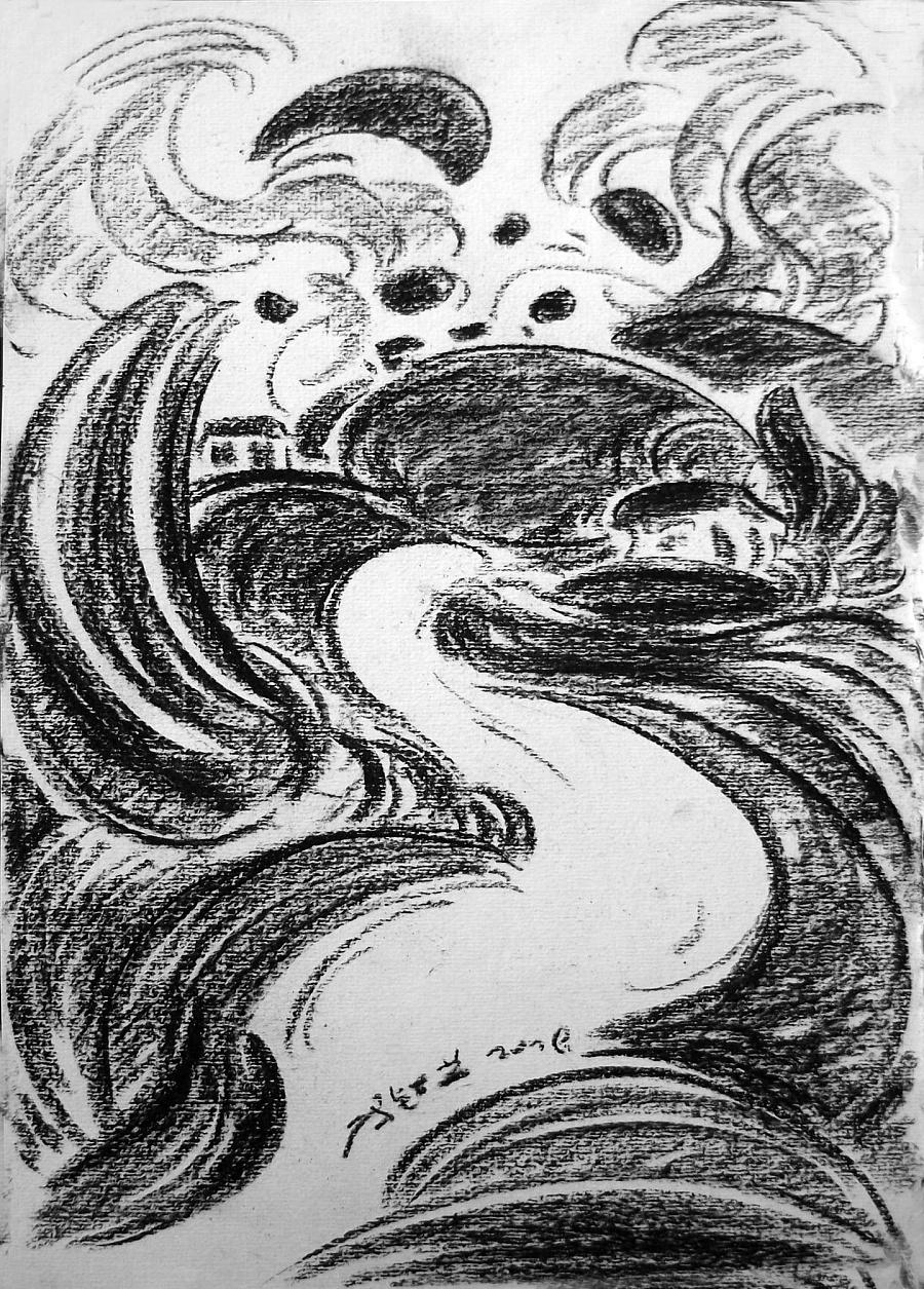 查看《09年《北方·青鸟集》作品选——零九年黑色的夏天》原图,原图尺寸:1440x2008