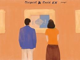 Margaret & David EX