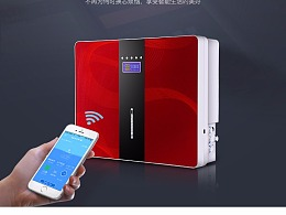 无线智能苹果机净水器