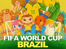 四年前的世界杯