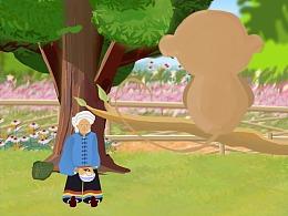 二十集系列民族动画短片之美食篇