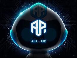 IP形象设计——AR使者